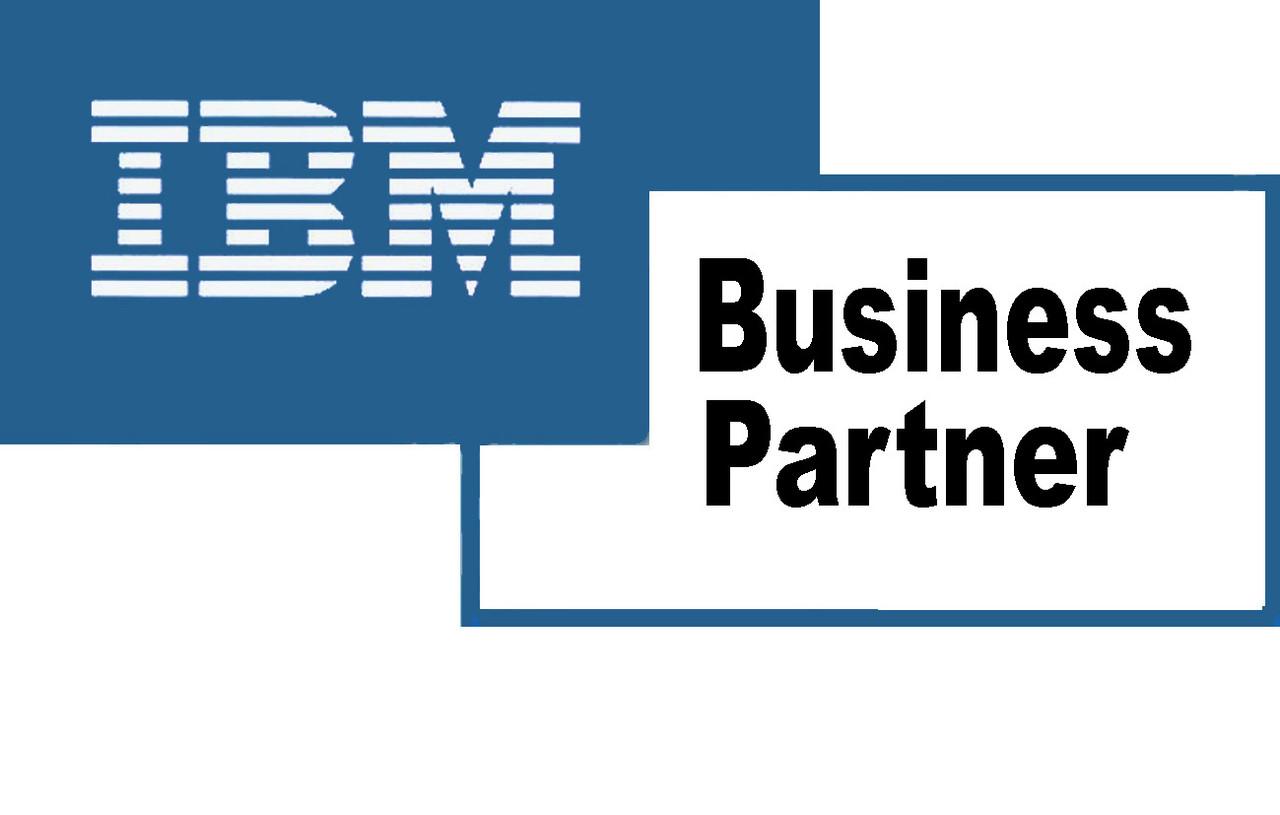 сертификат партнерства с IBM Индастриал Модуль