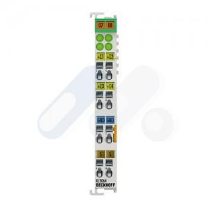 Модуль ввода/вывода Beckhoff KL3064