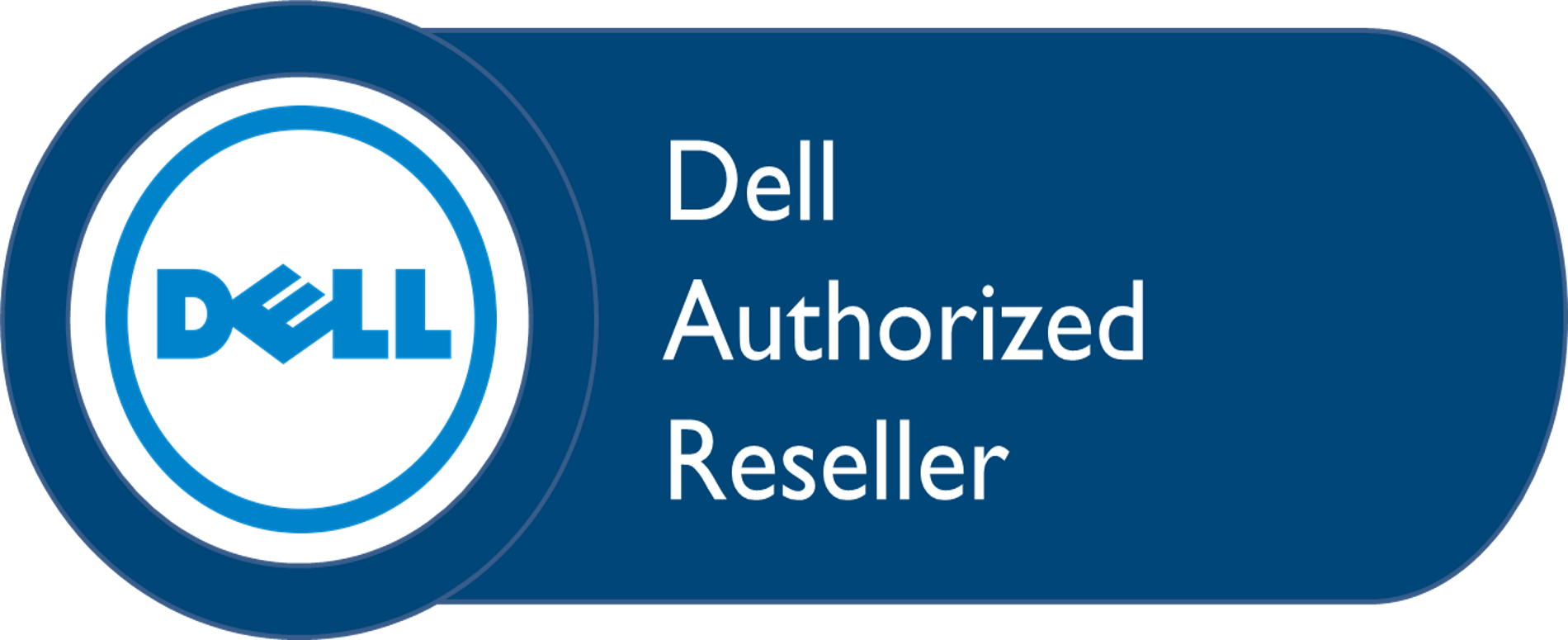 Authorized Reseller - партнер бренда Dell