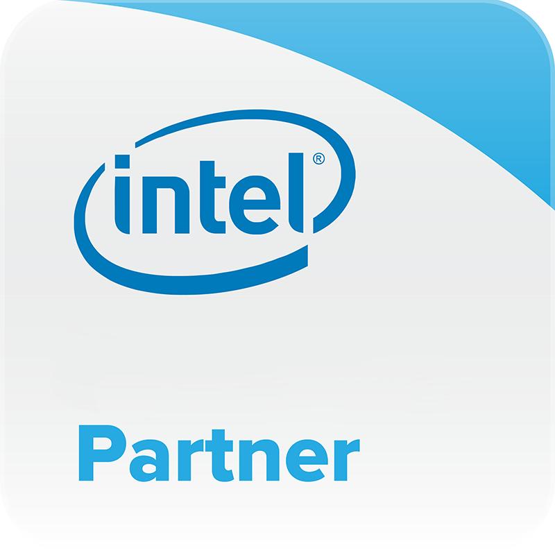 Registered партнер Intel
