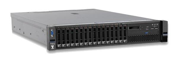 сервер Rack 2U IBM x3650 Series