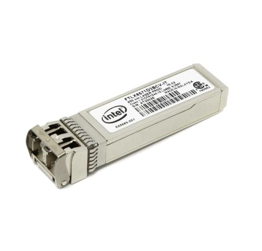 SFP+ трансивер Intel FTLX8571D3BCV-IT
