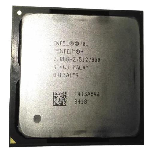 Процессор Intel Pentium SL6WJ