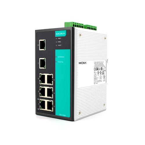 коммутатор Moxa EDS-508A-MM-SC